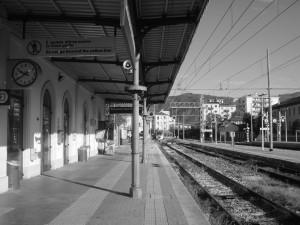 train station site